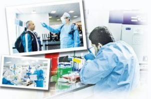 Panamá acumula 44,332 casos acumulados en cuatro meses de pandemia.