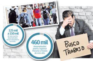 Actualmente, el Ministerio de Trabajo y Desarrollo Laboral (Mitradel) mantiene registrados 266 mil contratos suspendidos.