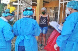 Van 893 muertes por COVID-19 en Panamá, de las cuales 262 se han registrado en el mes de julio.