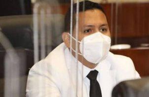 El diputado del Partido Panameñista confirmó que salió positivo de COVID-19.