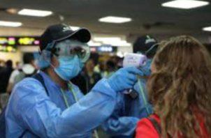 Los hospitalizados suman 1,219 y de ellos 1,056 se encuentran en sala y 163 en UCI.
