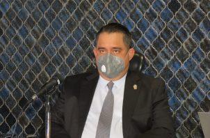 Marcos Castillero es diputado del circuito 6-3 y presidente de la Asamblea Nacional.