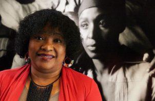 Zindzi Mandela falleció el lunes a los 59 años, en un hospital de Johannesburgo. Fotos: EFE.
