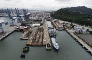 El astillero atiende a todo lo que es la flota comercial a nivel internacional, la empleomanía sería en su mayoría para personal con formación técnica. Foto/Cortesía
