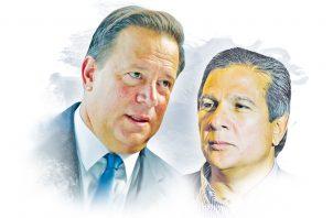 Juan Carlos y José Luis Varela.
