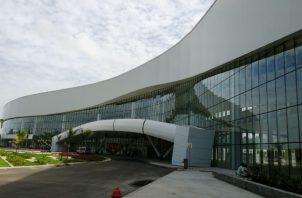 Centro de Convenciones de Amador albergará a 160 pacientes.
