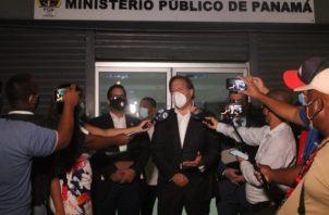 Juan Carlos Varela enfrenta indagatoria por caso Odebrecht. Victor Arosemena