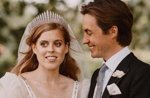 La princesa Beatriz es hija del príncipe Andrés y nieta de la Reina Isabel II. Foto: Instagram