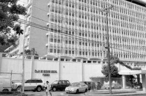 El monto de la mora empresarial con la Caja de Seguro Social asciende a $248.0 millones. Foto: Archivo.