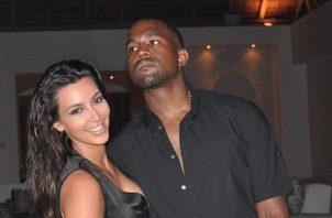 Tras todos los escándalos de Kanye West, Kim Kardashian se había mantenido en silencio. Foto: Instagram