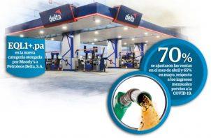 De acuerdo con cifras de la Contraloría General, la venta de combustible en el país disminuyó 33.9% a mayo pasado, en relación a igual periodo del año anterior.