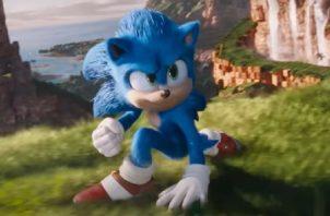 La primera película de 'Sonic' estreno el 14 de febrero. Foto: Youtube
