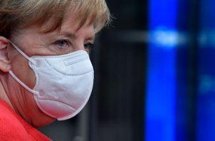 La pandemia del coronavirus ha revitalizado a Angela Merkel. Es vista como una de las mejores líderes germanas. Foto / John Thys.