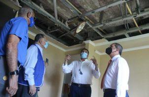 De concretarse los arreglos, en las instalaciones del Expo Centro Hotel & Suites podría albergar a personas, que están en recuperación del COVID-19.