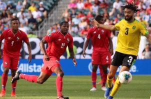 Panamá se encuentra clasificada a Copa Oro- Foto:Fepafut