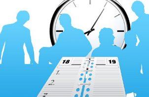 Planifique períodos de actividad y tiempos de descanso. Foto: Ilustrativa / Pixabay