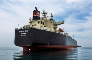 Panamá tiene registrados 8,289 buques. Archivo