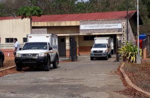 La morgue judicial de Panamá Oeste cuenta con 12 neveras, para atender los casos de muertes violentas en los cinco distritos de la provincia de Panamá Oeste.