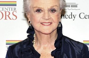 Angela Lansbury, una de las veteranas de Hollywood. EFE