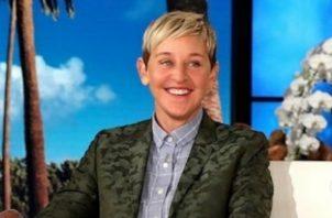 Ellen DeGeneres. Foto: Archivo