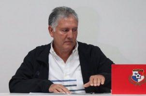 Pedro Chaluja también se refirió al nuevo formato.