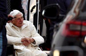 Ratzinger ha expresado su deseo de reposar en la antigua tumba de su predecesor, el papa Juan Pablo II, en la cripta de San Pedro.
