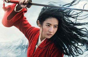 Los usuarios podrán alquilar 'Mulan' por $29.99 más la mensualidad de la plataforma Disney+. Foto: Archivo