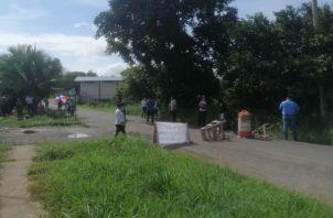 Denuncian daños en el sistema de alcantarillados y acueductos por parte de promotoras. Fotos: Melquíades Vásquez.
