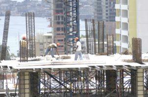 La construcción, uno de los sectores más afectados por la pandemia.