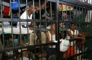 Hacinamiento es el peor mal de las cárceles panameñas.