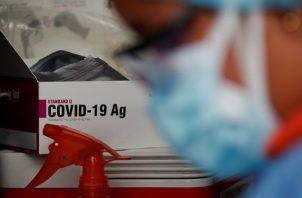 Para este viernes se anunció que se aplicaron 3.285 pruebas nuevas de contagio, para un porcentaje de positividad de 35 %.