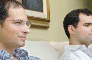 Luis Enrique y Ricardo Alberto Martinelli tienen más de un mes de estar detenidos ilegalmente en Guatemala.