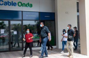 El pasado 24 de julio reabrieron varios comercios en las provincias de Los Santos, Herrera y Coclé. Foto/Cortesía
