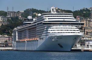 """Las naves """"Grandiosa"""" y """"Magnífica"""" empezarán a operar desde los puertos de Génova (norte) y Bari (sur) el 16 y el 29 de agosto."""