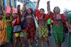 Panamá tendrá su representación en el conversatorio sobre los pueblos indígena. Foto: Cortesía