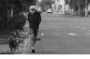 Hasta que no se patente algún servicio higiénico para ellas, deben contar con el derecho del paseo diario. Foto: EFE.