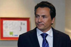 El exdirector de Petróleos Mexicanos (Pemex) Emilio Lozoya. FOTO/EFE