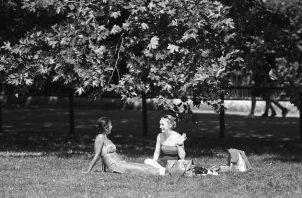 Busca un lugar donde puedas ver el sol y libera tu mente de todos los episodios dañinos que te perturban y no te dejan vivir en paz. Foto: EFE.