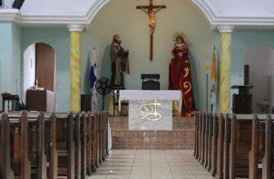 Las misas serán con 25% de capacidad de templos.