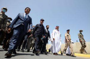 La tregua ha sido recibida con aplausos por la comunidad internacional. Fotos: EFE.