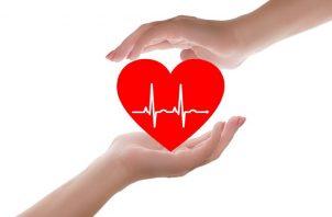 """Síndrome del """"corazón roto"""". Pixabay"""