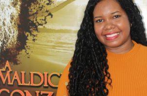 Marian Ruiz aprovechó el tiempo de la cuarentena para escribir su primera novela. Cortesía