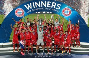 El Bayern ganó todos los partidos esta temporada.