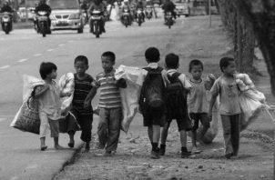 La ausencia de una formación sobre fundamentos de moralidad ciudadana y de valores cívicos, evidencian aberraciones que se observan en esta fotografía. Foto tomada de UPSOCL.