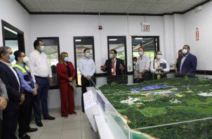 El Área Panamá Pacífico es uno de los proyectos de Estado más importante.
