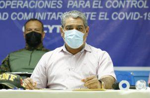 El ministro Luis Francisco Sucre está a la espera del informe final sobre supuesta reunión de funcionarios en La Fragata.