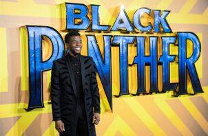 Chadwick Boseman. Archivo