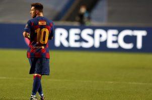 Messi no se ha pronunciado al respecto.