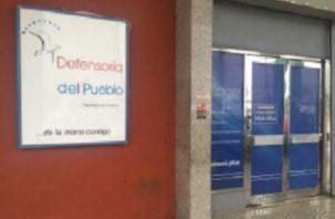 Sede de la Defensoría del Pueblo en Plaza Ágora. Archivo