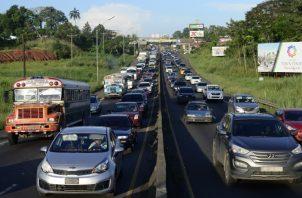 Según su proponente, el proyecto busca que las personas no pasen muchas horas en el tráfico.